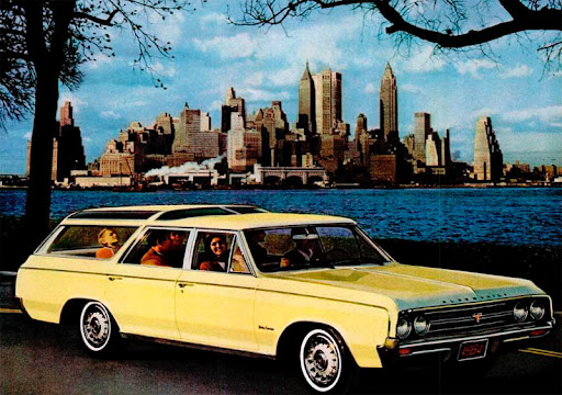 Oldsmobile Vista Cruiser 1965 NYjpg