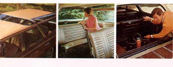 Oldsmobile vista cruiser