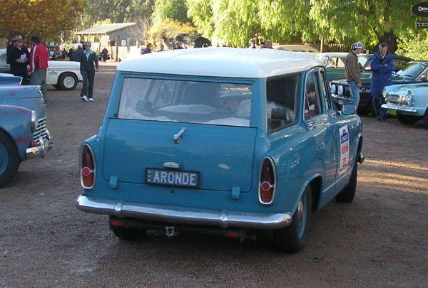 Simca Aronde P60 wagon