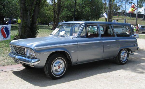 Studebaker Daytona wagon