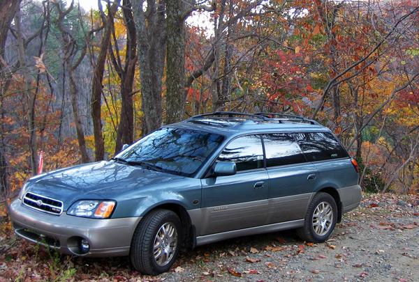 Subaru 2001 -Outback