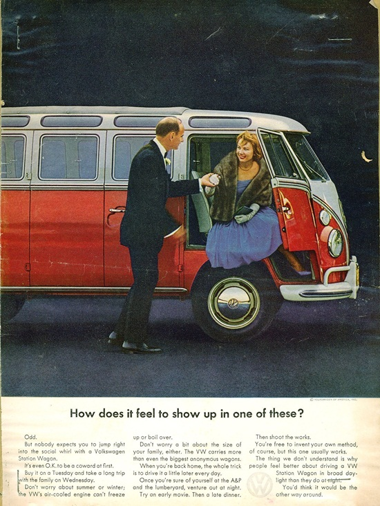VW Samba howdoesitfeeltoshowupinoneofthese
