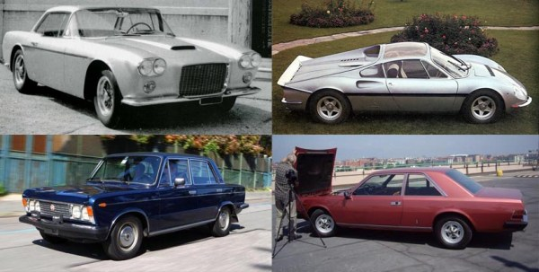 agnelli cars