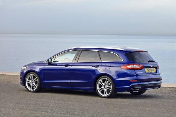 ford mondeo wagon 2015