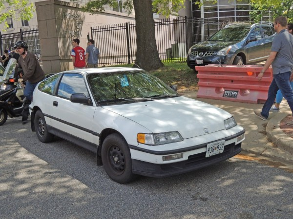 01 CRX Right Front