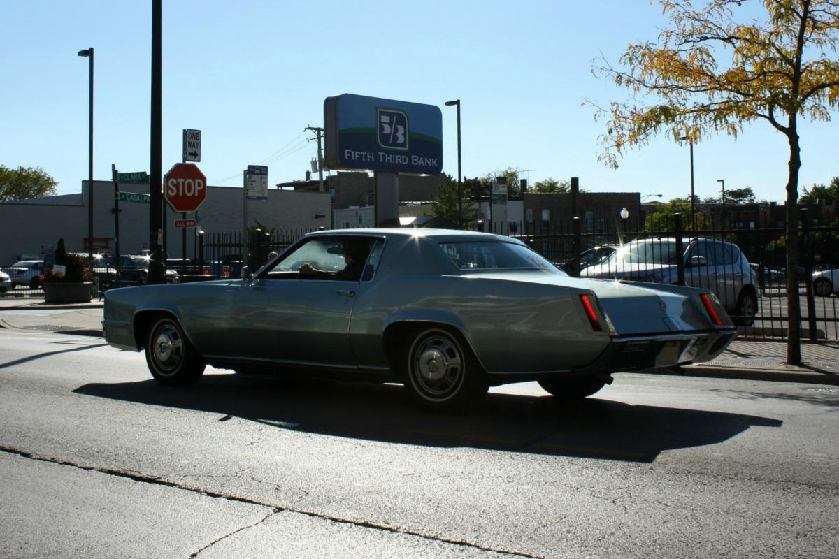 In Motion Classic: 1967 Cadillac Eldorado – More Art, Less