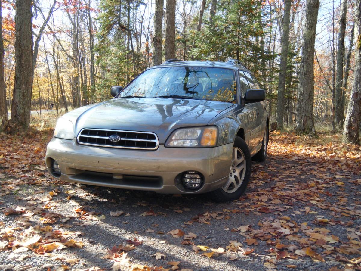 Coal 2002 Subaru Outback But You Were The Chosen One Timing Chain