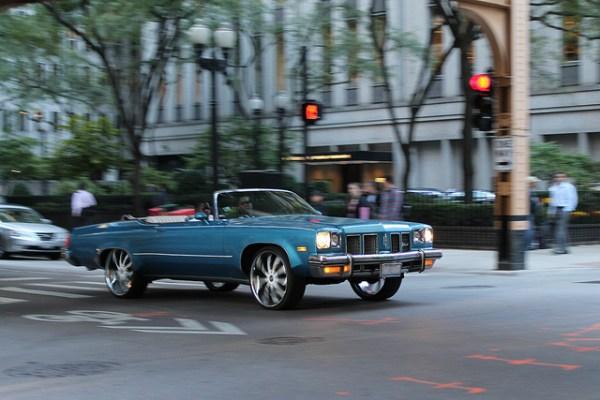 1975 Oldsmobile Delta 88 convertible