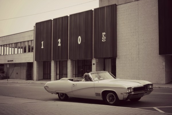 253 - 1968 Buick Skylark Custom Convertible CC downtown Flint