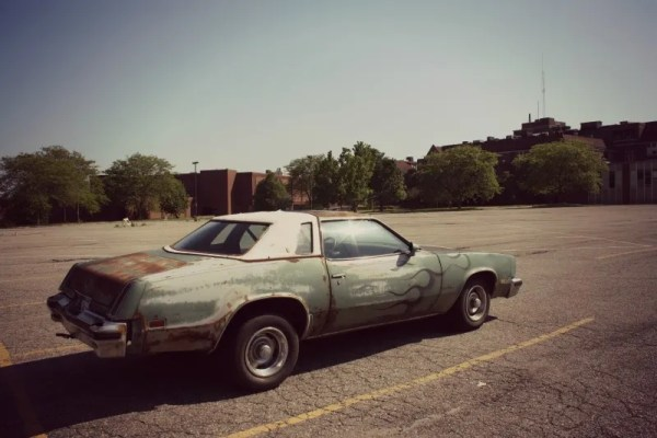 403 - 1977 Olds Cutlass Supreme CC