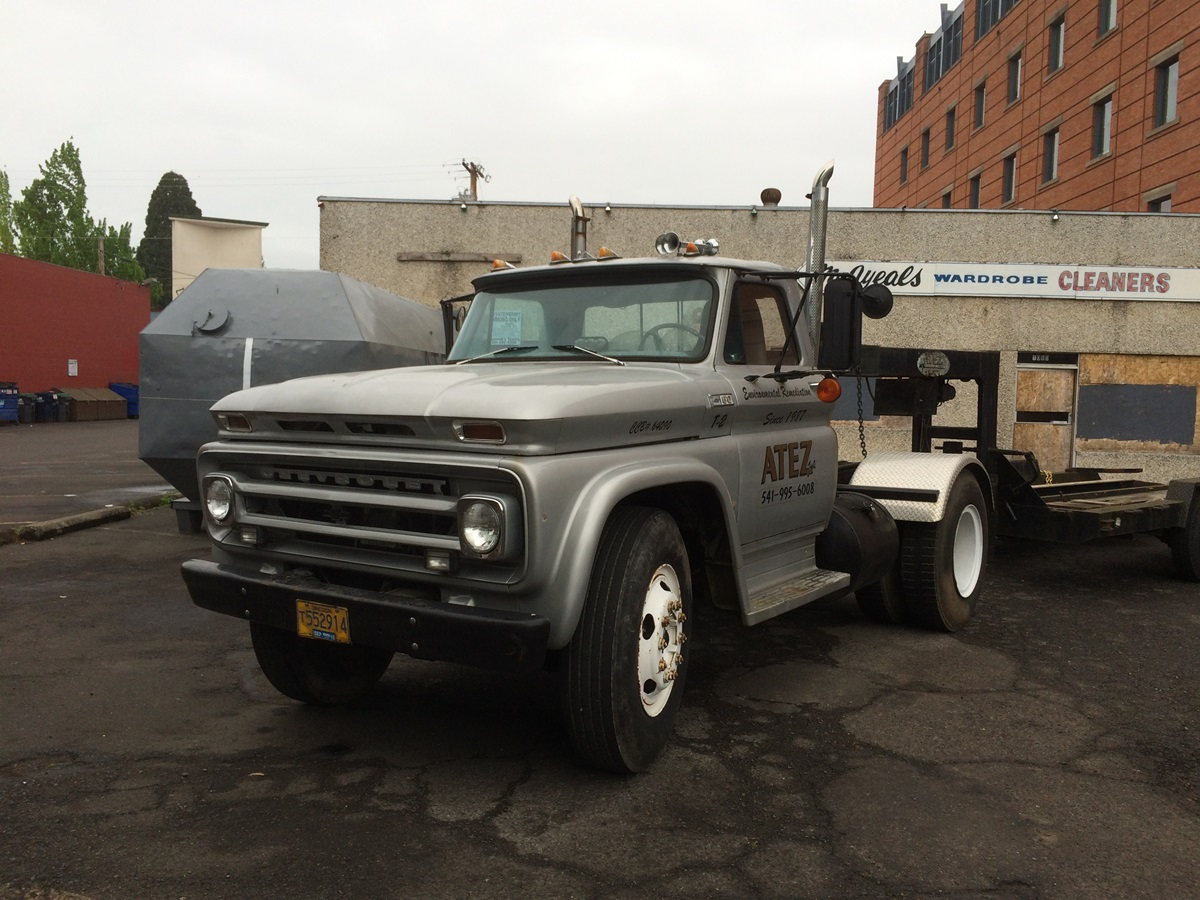 Truck 1965 chevrolet truck : Curbside Classic: 1965 Chevrolet C60 Truck – Maybe Independent ...