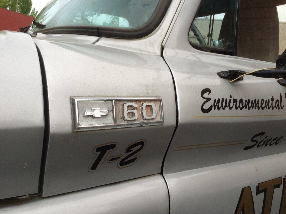 Curbside Classic: 1965 Chevrolet C60 Truck – Maybe