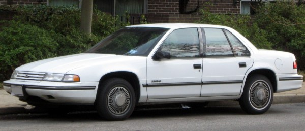 Chevrolet 1991-1994 Lumina_sedan_--_04-10-2011