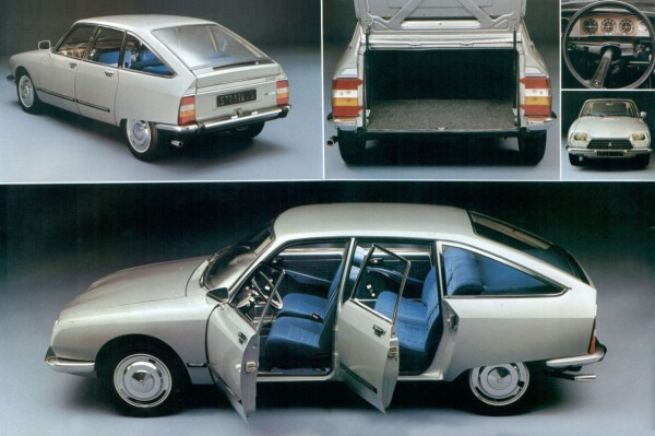 Citroen GS brochure 003
