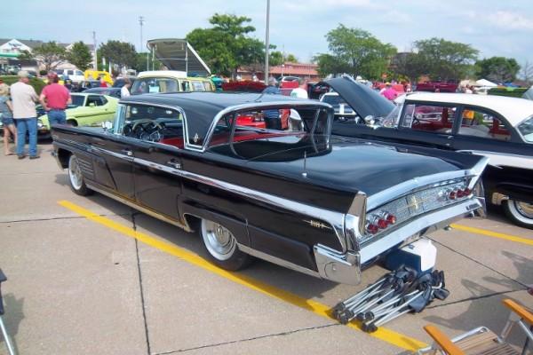 Lincoln 1960 continental mk 5