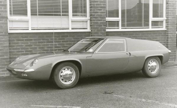 Lotus Europa S1 1966