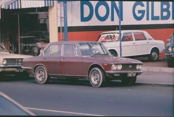 Mazda Luce 1800 Melbourne 1974