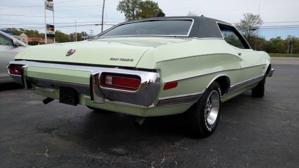 Craigslist Classic–1973 Ford Gran Torino–Can We Just Stop the Barn