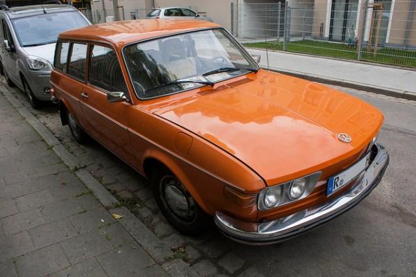 VW 412  Variant fq