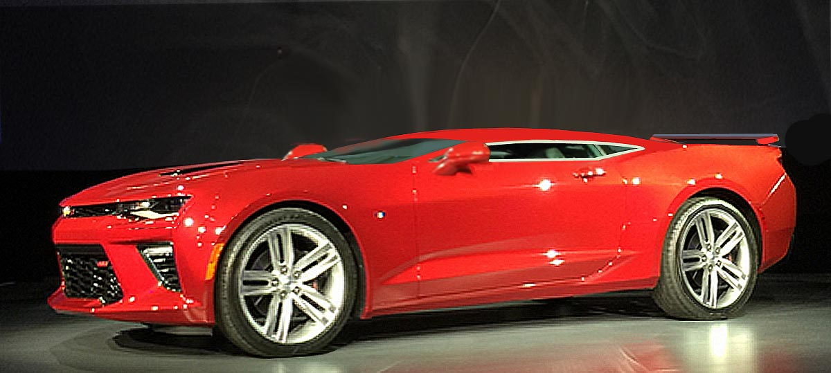 Cc Exclusive 2020 Camaro Revealed The Future Has Almost Arrived