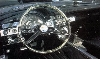 chrysler 1961 300 wnetrze