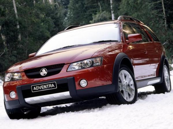 holden vy adventra