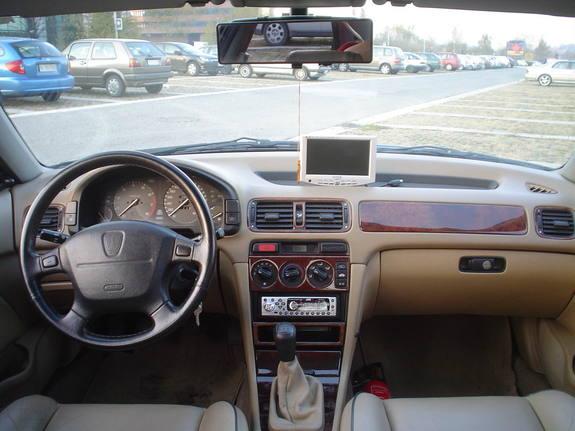 rover 600 interior
