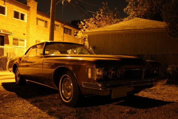 015 - 1973 Buick Riviera CC
