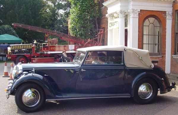 1939 Rover Tickford .2