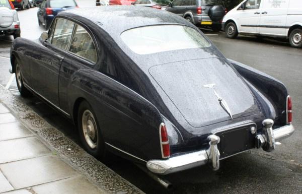 1955 Bentley Mulliner 1951.1