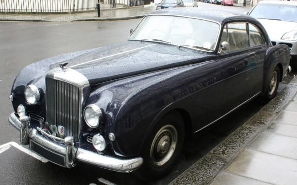 1955 Bentley Mulliner 1951.2