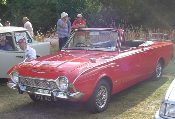 1966 Ford Corsair Crayford -1