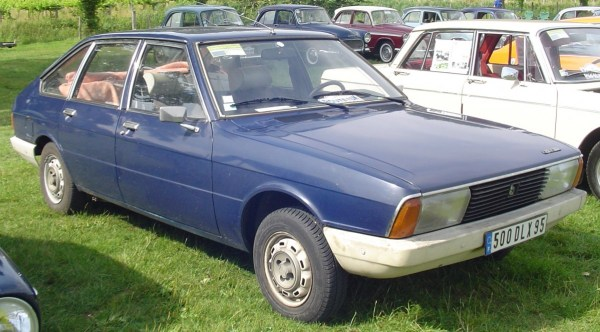 1976 chrysler simca 1308