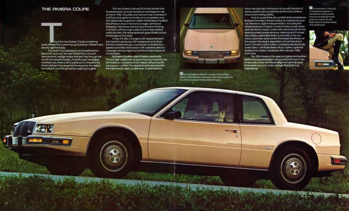 97 Buick Park Avenue Climate Control