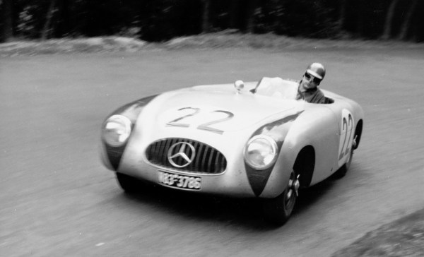 60th anniversary of the Nurburgring victory (1)