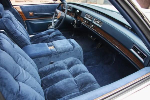 Cadillac 1974 talisman fr int