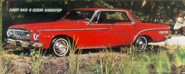Dodge 1962 440 hdtop br 600