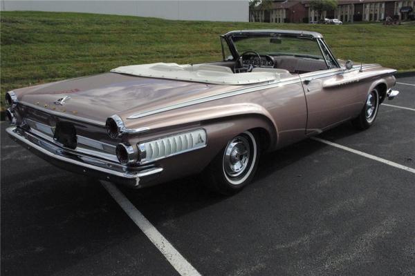 Dodge 1962 Polara conv rq