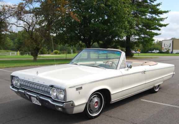 Dodge 1965 Polara conv