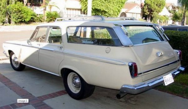 Dodge Coronet 1965 wagon rq