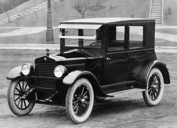 Essex 1922 sedan