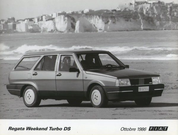 Fiat Regata Weekend Turbo DS 10-86