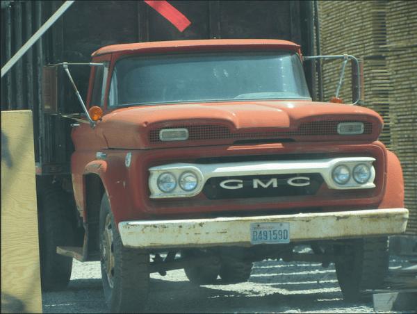 GMC truck IFS 1960-1962