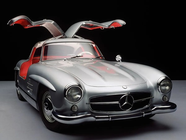 Mercedes 1957 300SL coupe