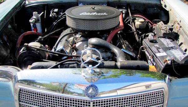 Mercedes 350 5.7 f