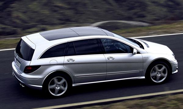 Future Classic 2007 Mercedes Benz R63 Amg The Least Desired Amg
