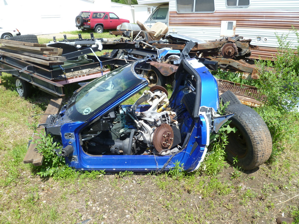 For me remember that ugly torn wheel well from the before pictures - Remember The Yellow Corvette From The Previous Post Well Here Is The Other One I Alluded To Back Then I Have No Idea What The Appeal Of Keeping This Cab