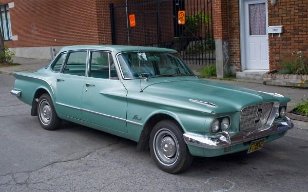 Plymouth 1960 Valiant 1960