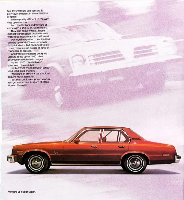Pontiac 1976 Ventura SJ br
