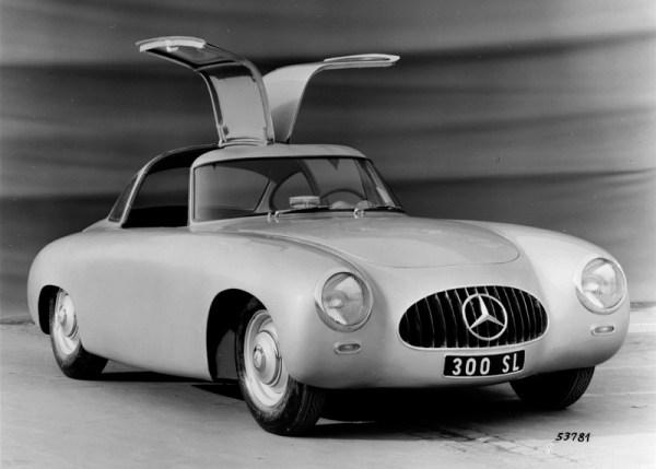 Mercedes-Benz 300 SL (W 194), Chassisnummer 1, 1952.